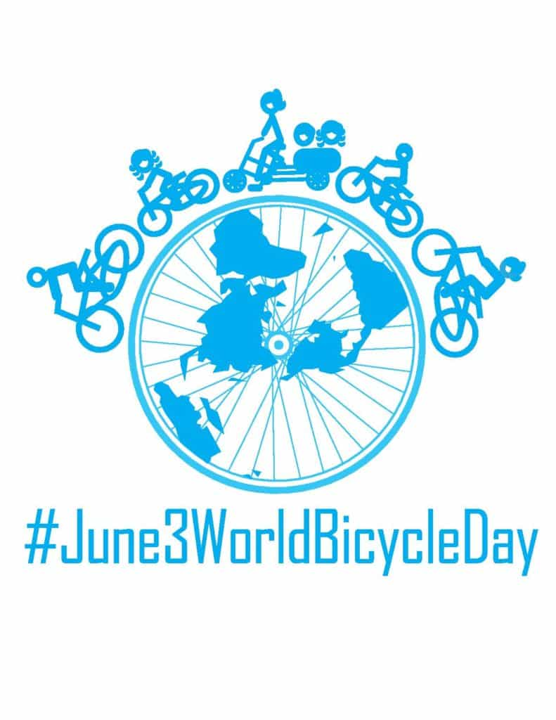 World Bicycle Day - Immagine web