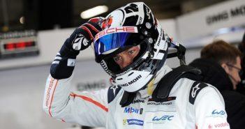 André Lotterer Porsche