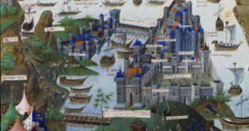 Alchimia a Costantinopoli - immagine web