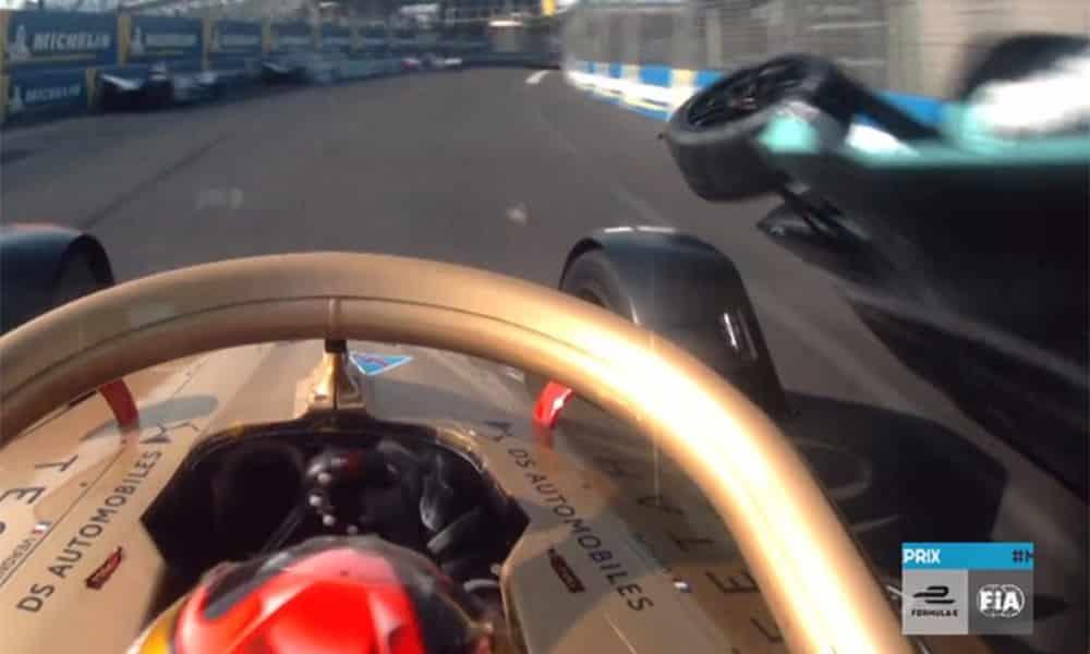 Formula E Vergne