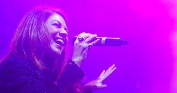 Cristina D'Avena in un concerto