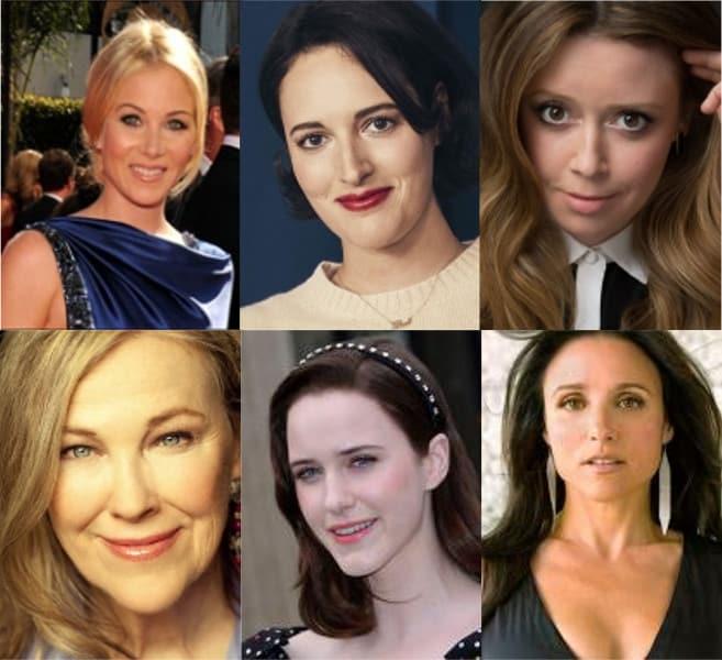 Le attrici candidate agli Emmy Awards per una serie comedy.