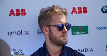 Formula E Sam Bird
