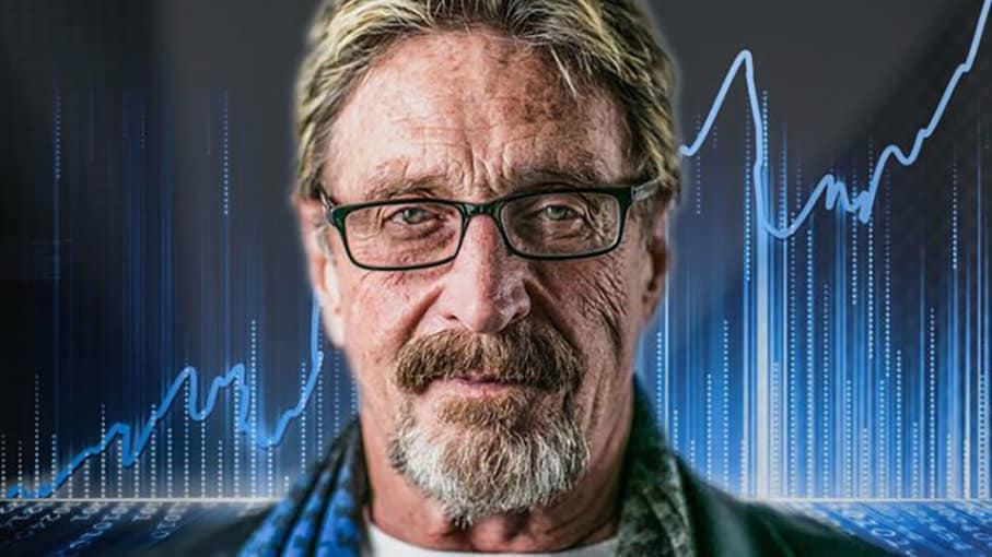 John McAfee potrebbe realizzare una criptovaluta per Cuba? - immagine web