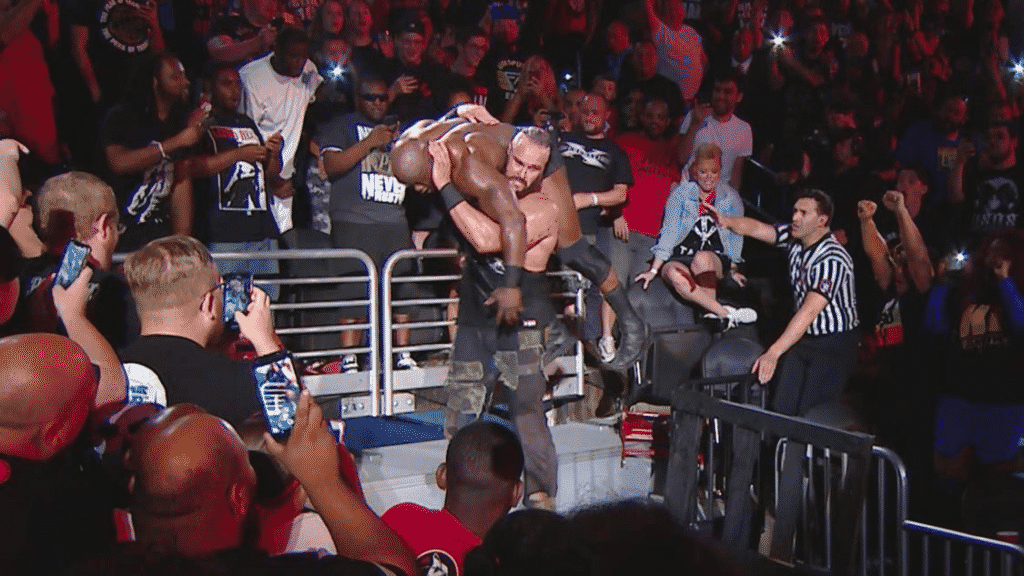 Extreme Rules 2019 Last Standing Man
