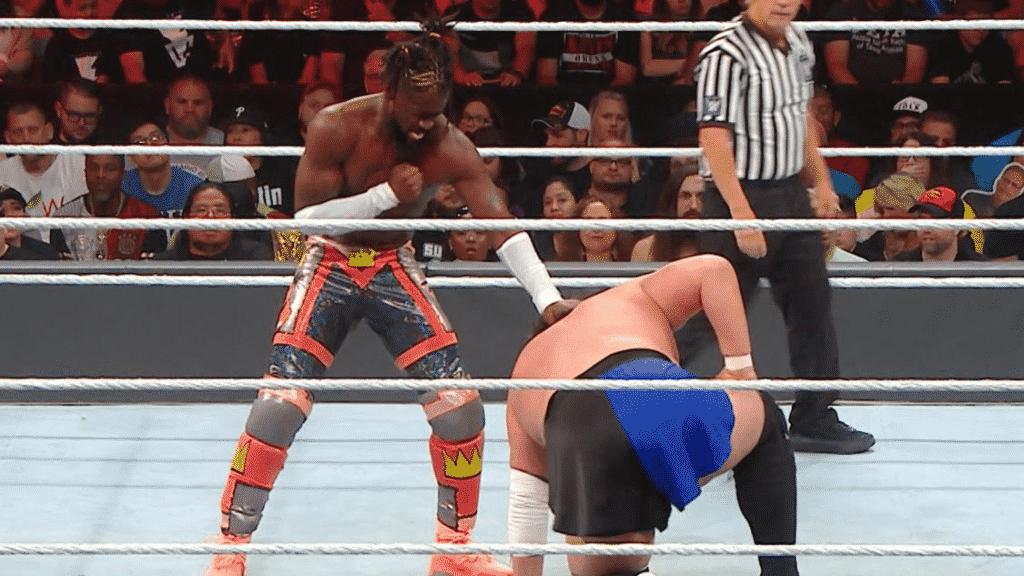 Extreme Rules 2019 WWE Championship match