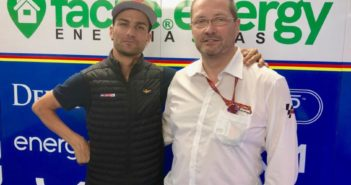 Pasini firma con Tasca Racing - Photo credit: gpone.com
