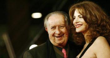 Tinto Brass e Caterina Varzi - Photo Credit Blasting News