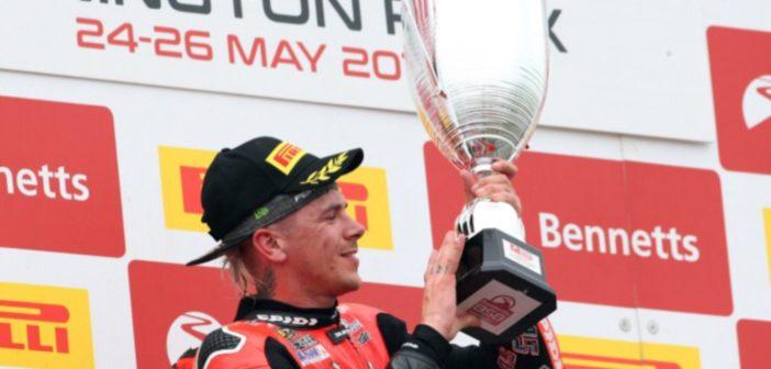 SBK Ducati Redding 2020