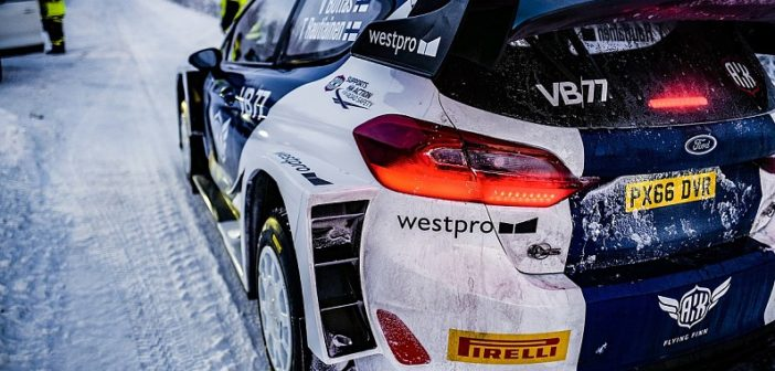 Valtteri Bottas WRC