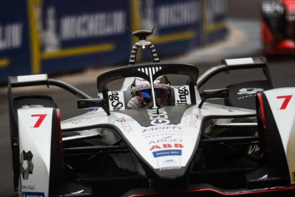 Formula E Hartley