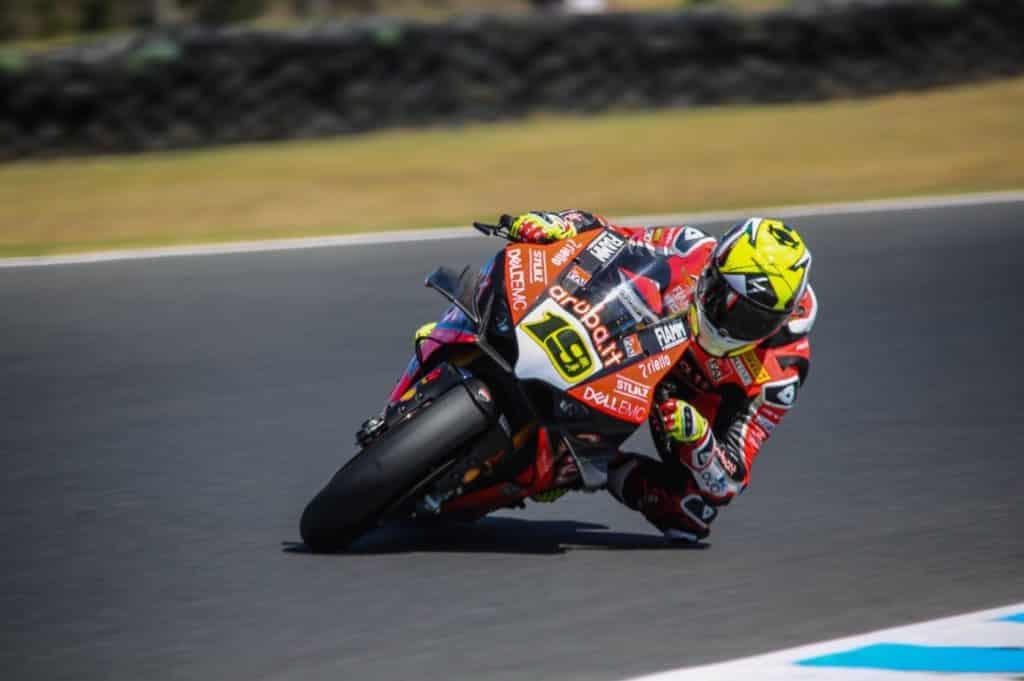 SBK Ducati Redding 2020 Bautista