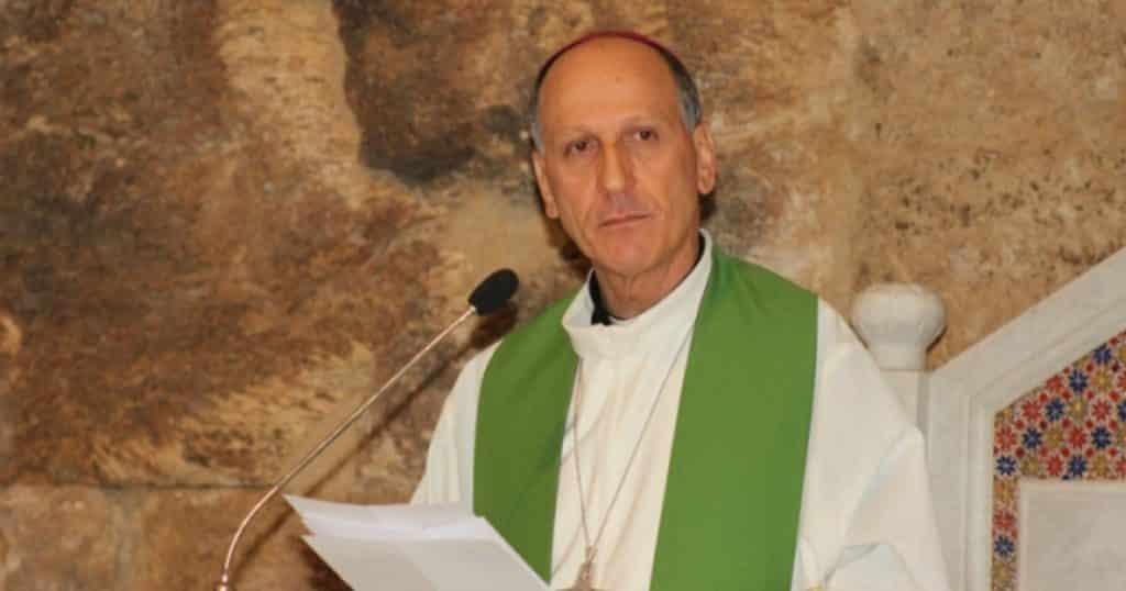 """""""Mons. Gerardo Antonazzo, vescovo di Sora, prende le distanze dall'omelia"""""""