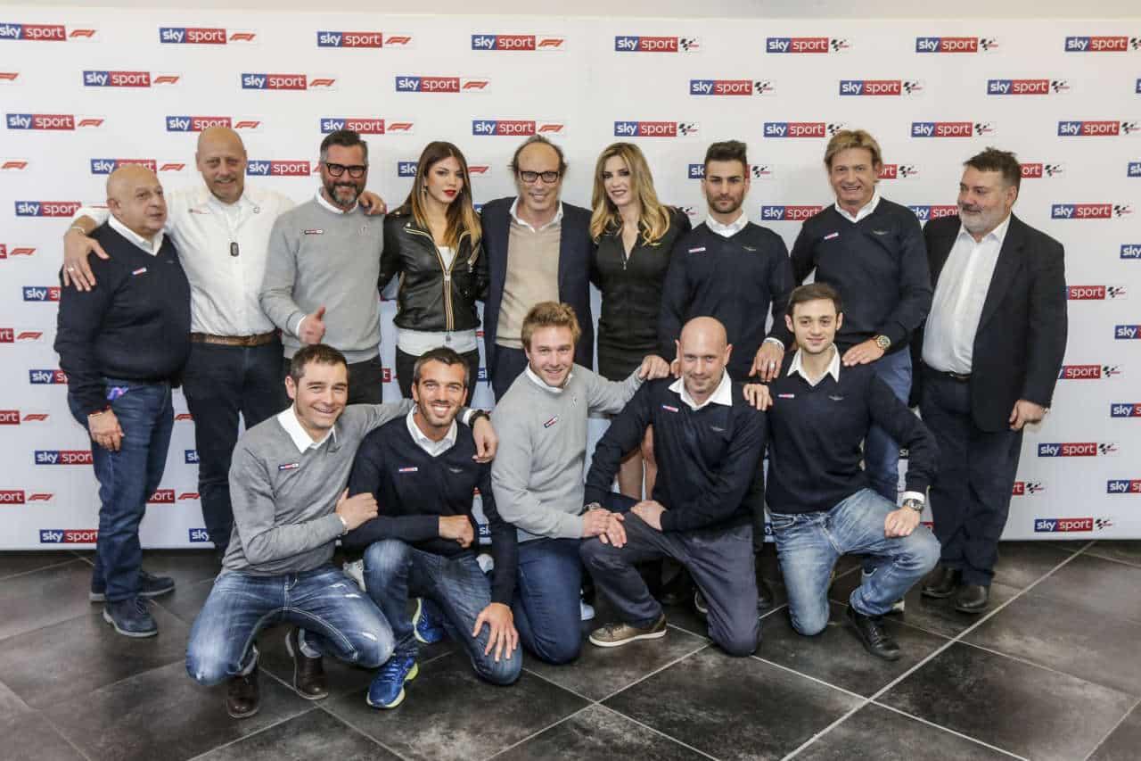 Calendario F1 2020 Tv8.Formula 1 Sky Lascia I Diritti F1