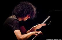 Giovanni Allevi - Piano Solo Tour live, Villa Adele (Anzio) 11.08.19 Ph © Andrea Stevoli