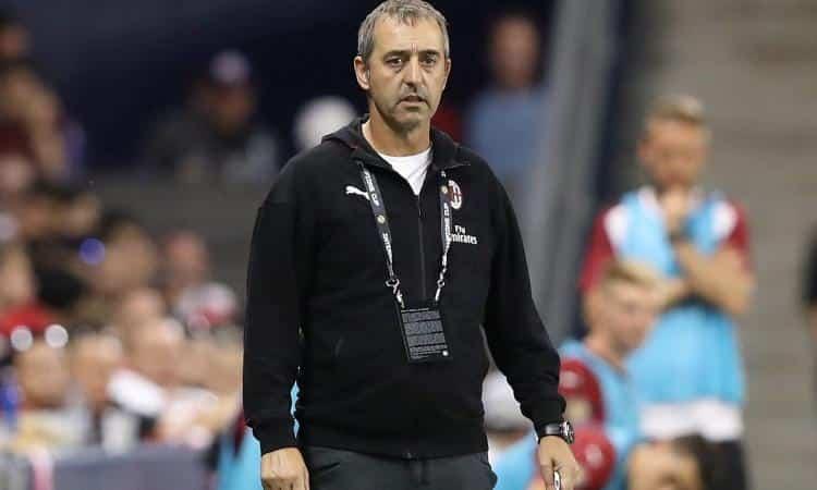Marco Giampaolo nuovo allenatore del Milan