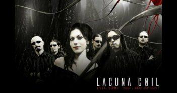 La band dei Lacuna Coil - Photo Credit: You Tube