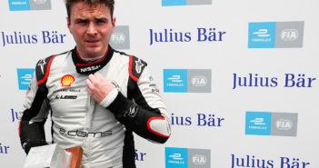 Formula E Oliver Rowland