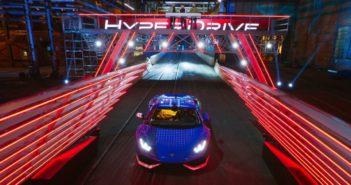 serie automobilistica Netflix Hyperdrive