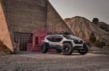 EV Audi AI:Trail