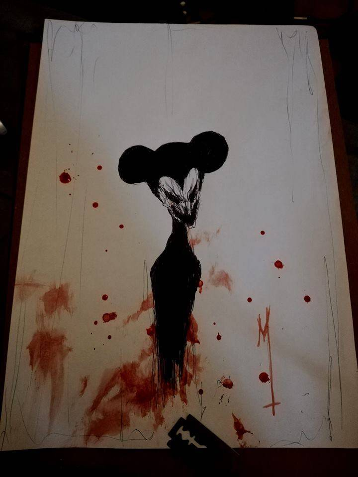 Dark Mickey - Maxime Taccardi