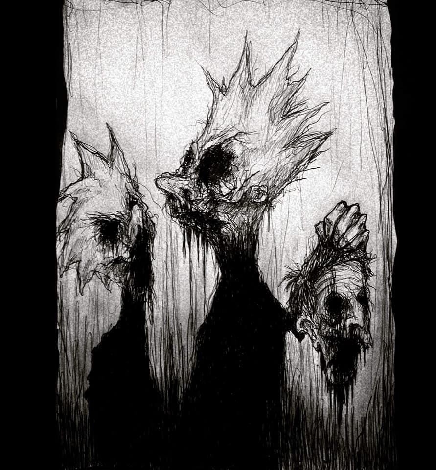 Dark Simpsons - Maxime Taccardi - Cartoni animati horror