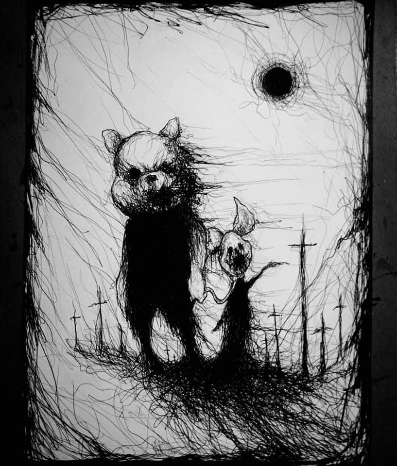 Dark Winnie the Pooh - Maxime Taccardi