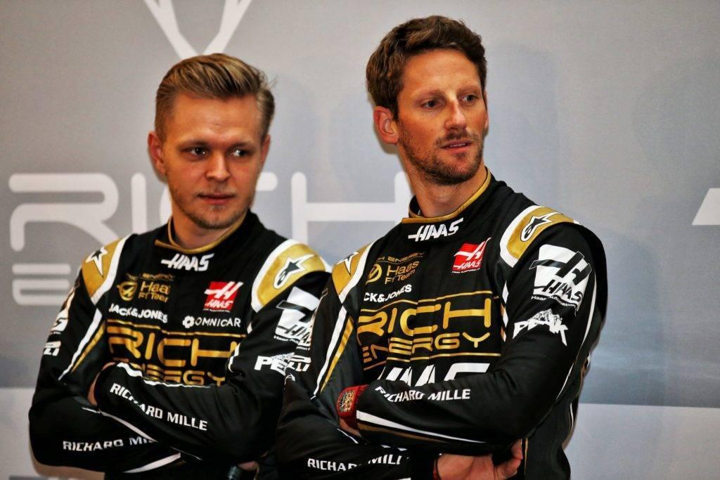 Formula 1, Haas conferma Grosjean e Magnussen come piloti per il 2020