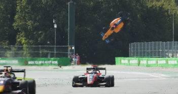 Halo nei campionati Formula