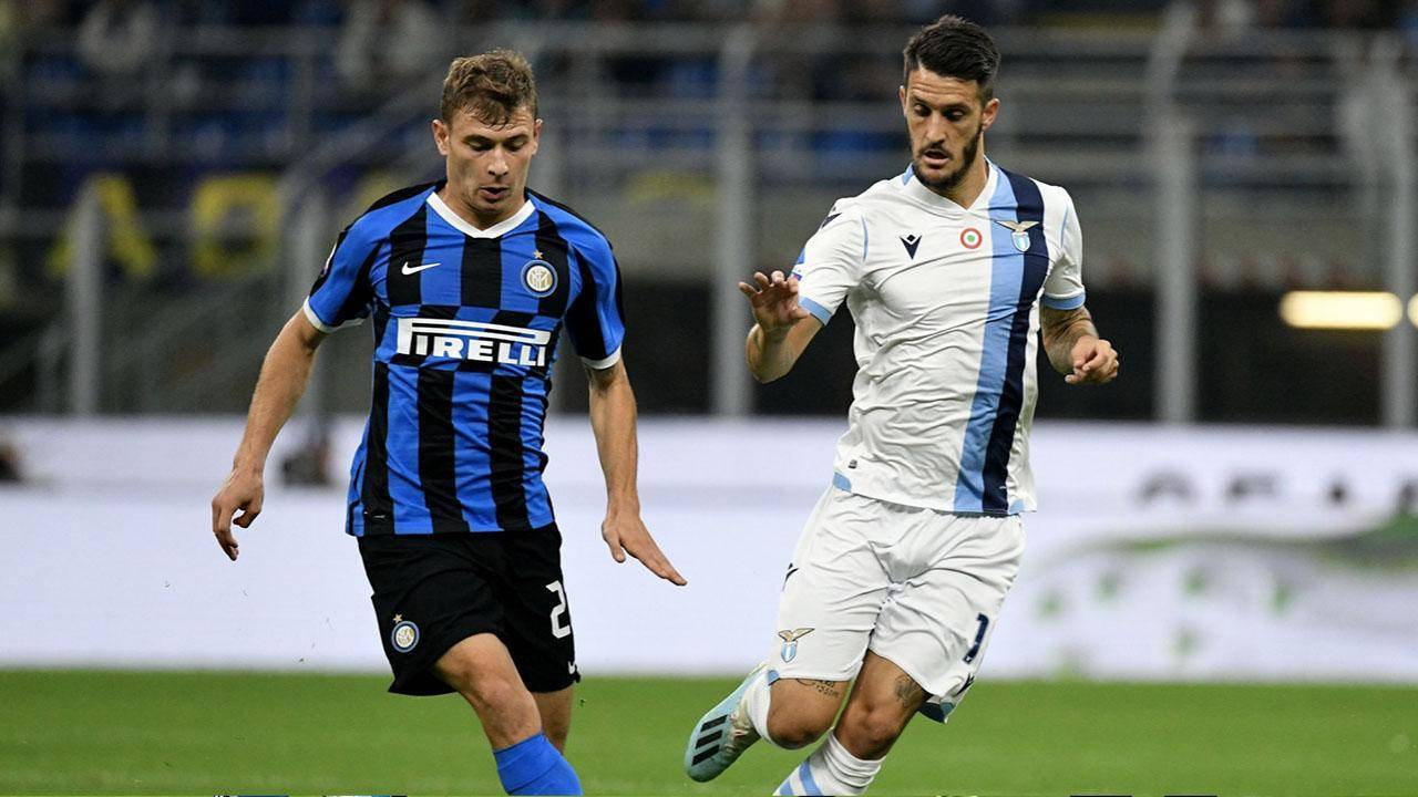 Afbeeldingsresultaat voor INter Lazio 1-0