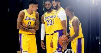 Lakers - Photo Credit: Ringo H.W. Chiu/AP