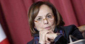 il nuovo ministro dell'Interno, Luciana Lamorgese