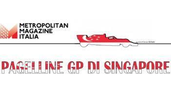 Pagelline GP Singapore 2019