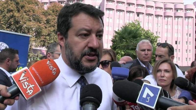 """""""Matteo Salvini scredita la locatrice dell'affitto di casa negato"""""""