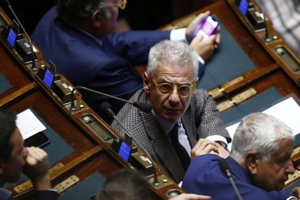 Il governo Conte si è spaccato sull'autorizzazione a procedere nei confronti del deputato forzista Diego Sozzani - Photo Credit: ilmanifesto.it