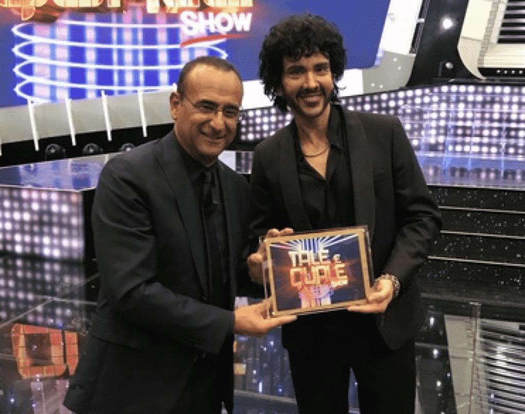 Antonio Mezzancella, vincitore dell'edizione 2018 - Photo Credit: Superscommesse