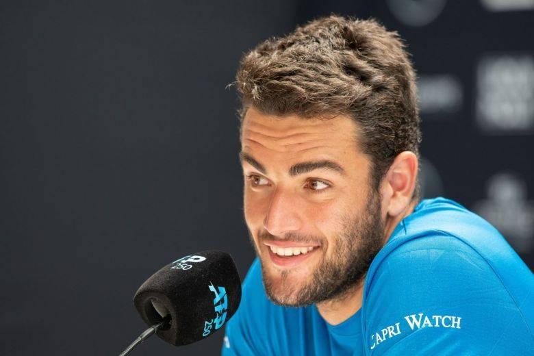 Tennis, il sogno italiano si chiama Berrettini