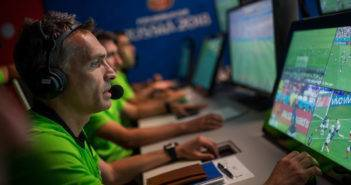 Il Var (Photo by Joosep Martinson - FIFA/FIFA via Getty Images)