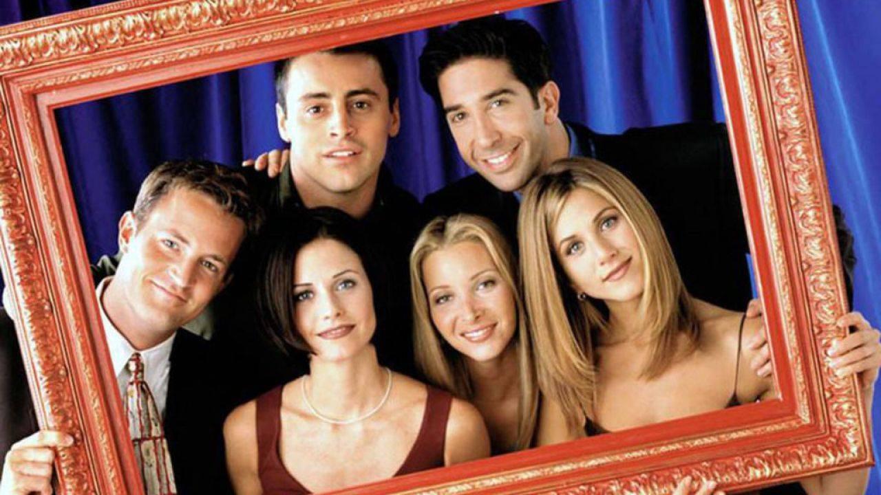 Il cast di Friends.