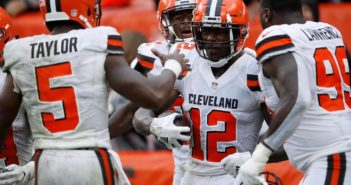 Cleveland Browns - Getty images