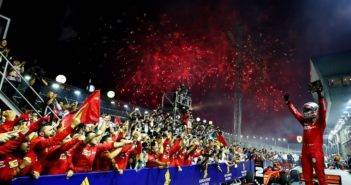 Gara GP Singapore 2019