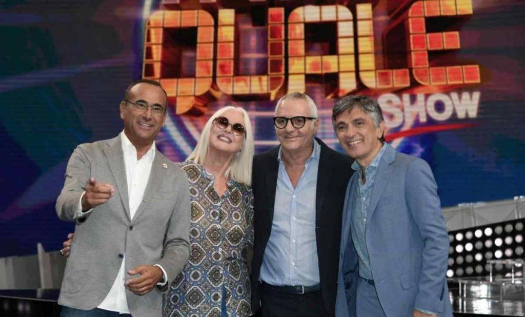 La giuria di Tale e Quale Show - Photo Credit: LettoQuotidiano.it