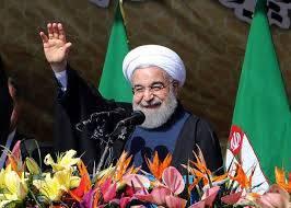 """IL presidente iraniano Rohani annuncia una nuova iniziativa per stabilire la pace e la sicurezza in tutto il paese, nasce la """"Coalizione per la speranza""""."""