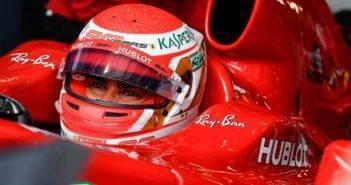 Wehrlein Formula 1