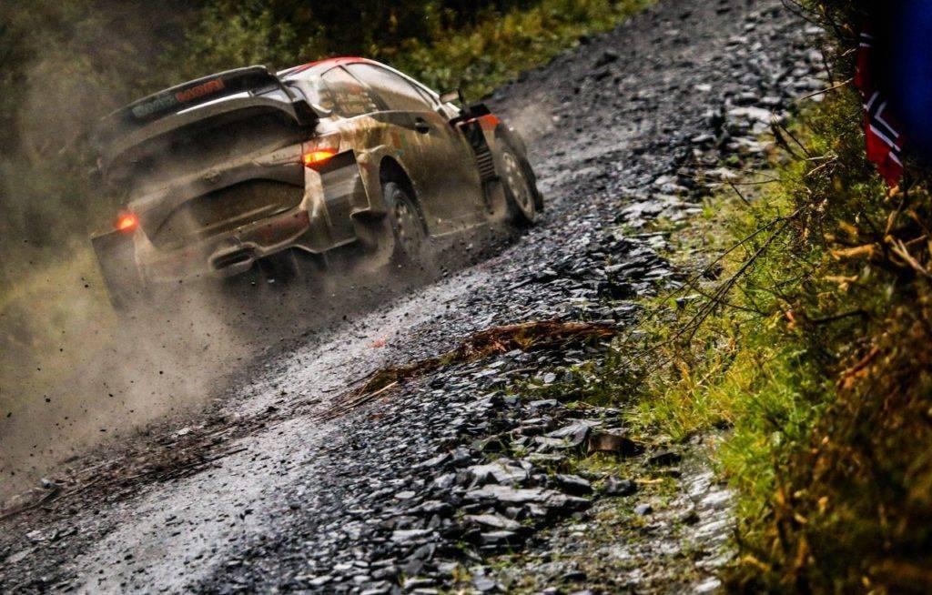 WRC Meeke Latvala Toyota Gazoo Racing WRT Jari-Matti Latvala Rally Galles 2019