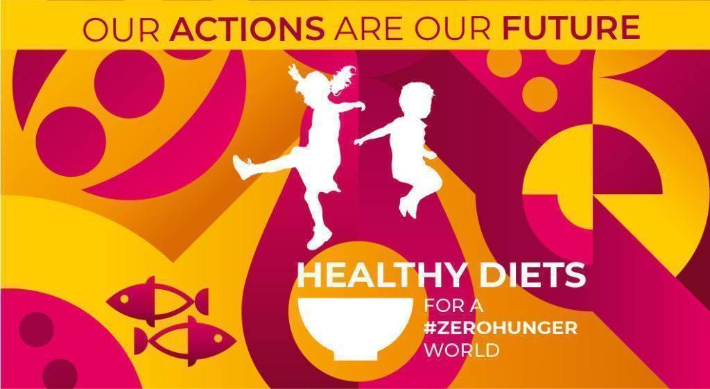 Giornata Mondiale dell'Alimentazione 2019