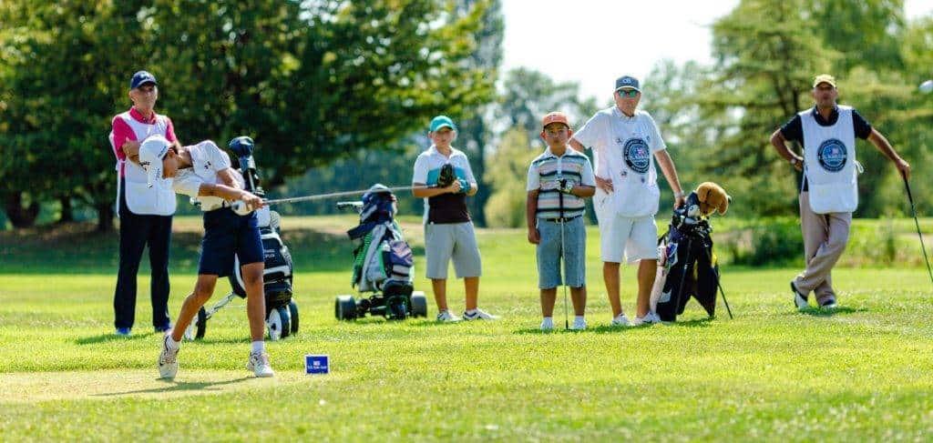 golf giovani