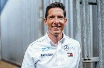 Formula E Ian James