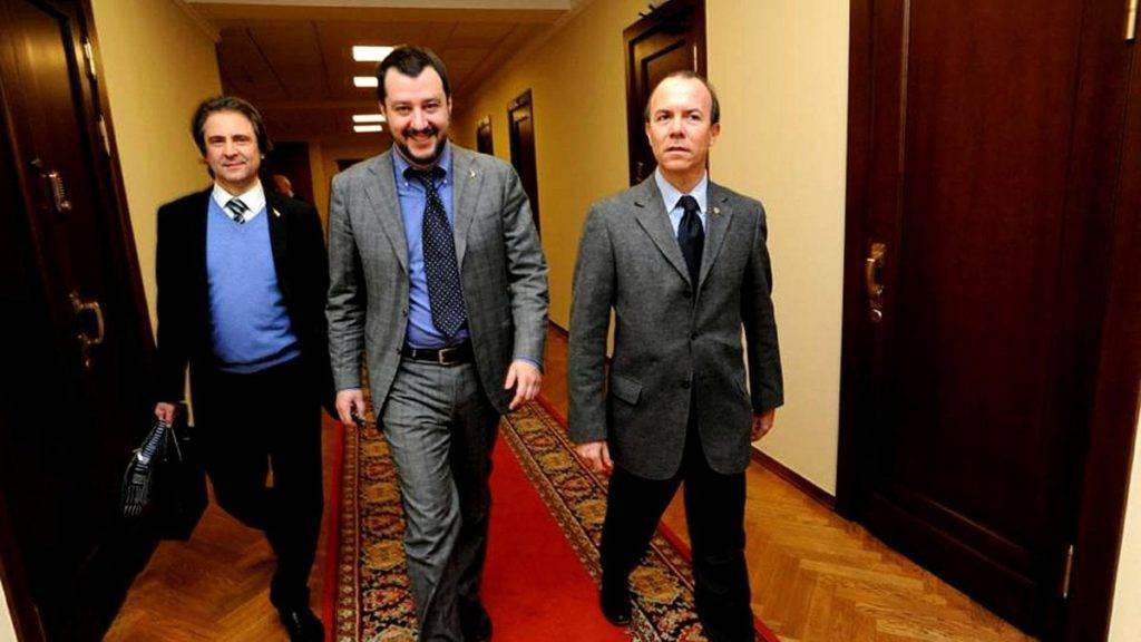 Tra i casi Siri e Savoini, quello che coinvolge l'ex portavoce di Matteo Salvini è senza dubbio il più preoccupante - Fonte: repubblica.it